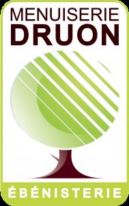 Logo Menuiserie Druon ébénisterie